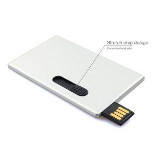 Aluminum Card USB