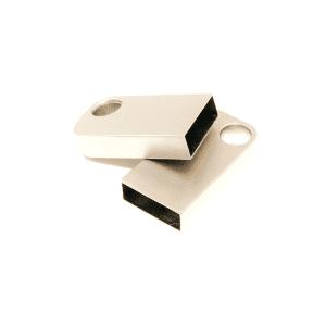 World Smallest Aluminum Key Ring USB