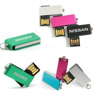 Mini Swivel USB