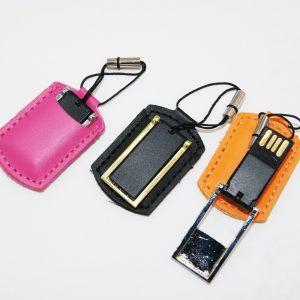 Mini USB in Pouch