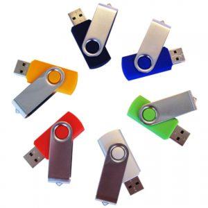 Tenzer Swivel USB