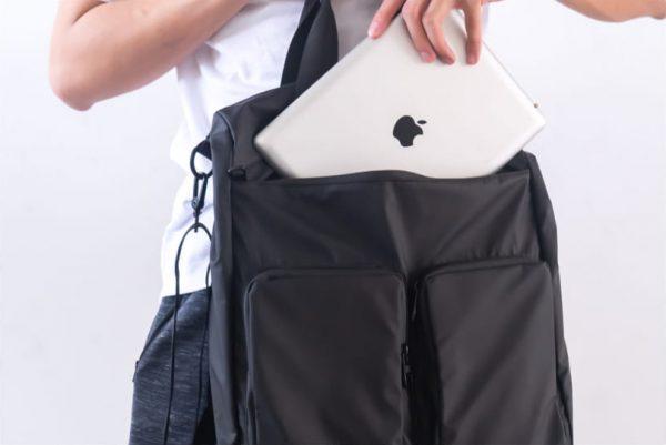 Geni Z Leather Bag