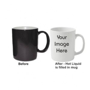 Colour Changing Coffee Mug