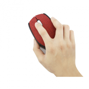 Soft Fabric Wireless Mouse