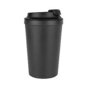 Chroma Chrome Coffee Suction Mug