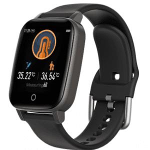 Temp Log Heart Watch