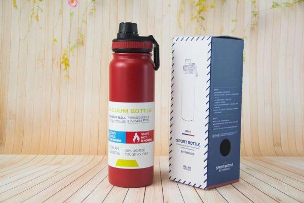 Premium Stainless Steel Bottle Flask