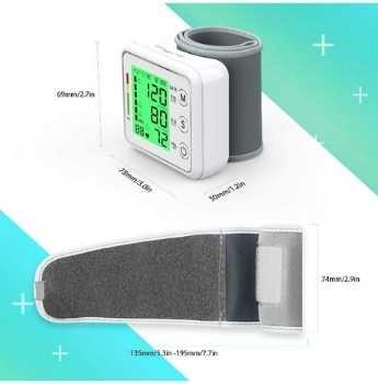 Handheld Blood Pressure Device (3)
