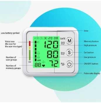 Handheld Blood Pressure Device (4)