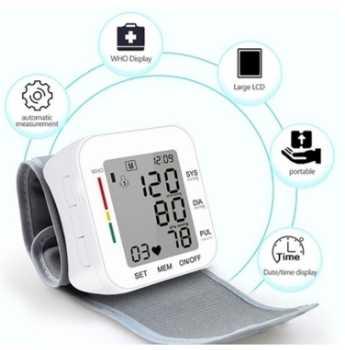 Handheld Blood Pressure Device (5)