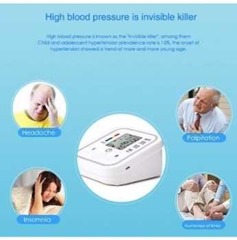 Handheld Blood Pressure Device (8)