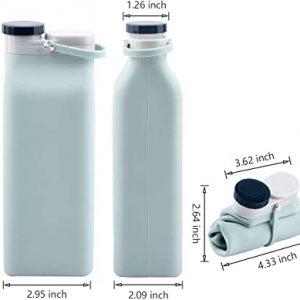Soft Flexi Rollable Bottle
