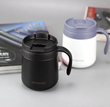 Insulated Frosted Coffee Mug