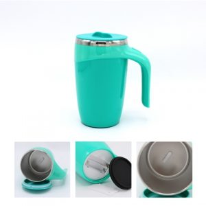 Pill Magnetic Vacuum Suction Mug