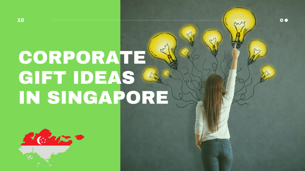 Corporate Gift Ideas in Singapore