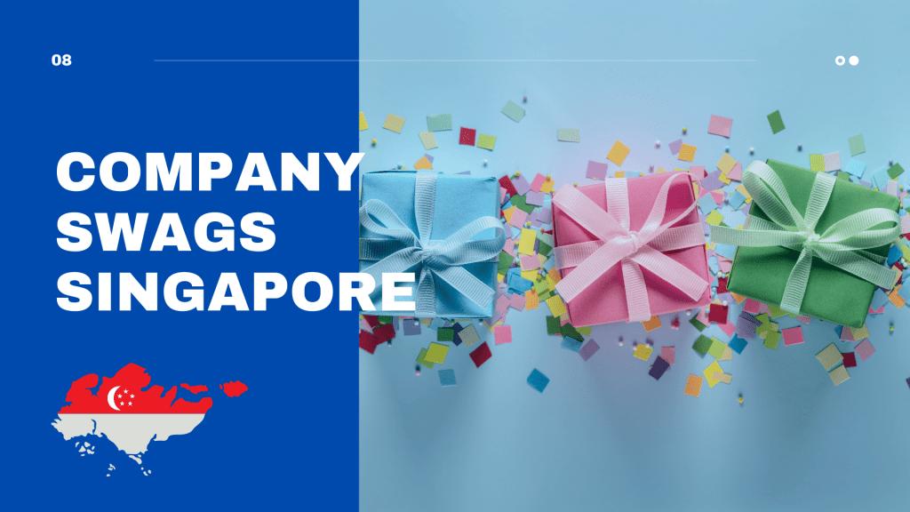 Company Swags Singapore 