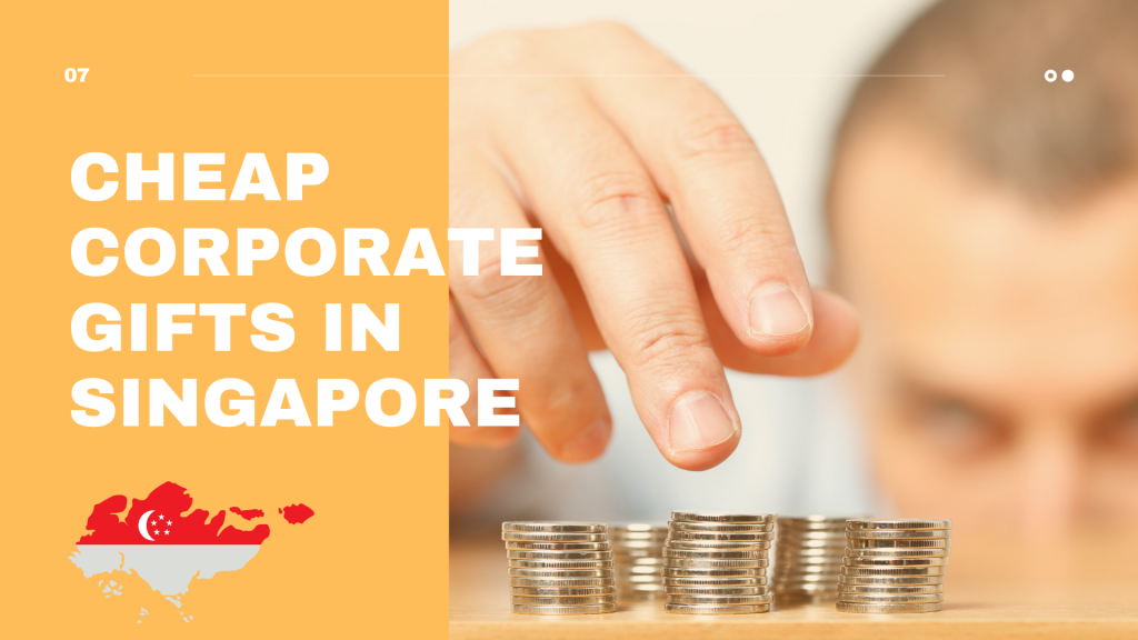 Cheap Corporate Gifts in Singapore