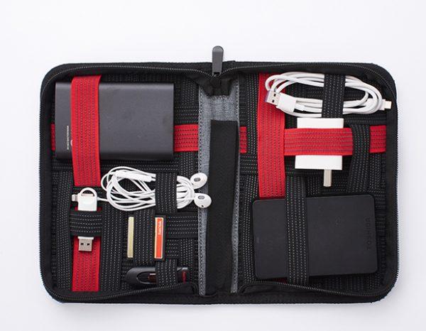 A5 Smart Grid Organizer Folio