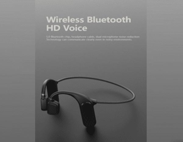 Bone Conductor Wireless Earphones