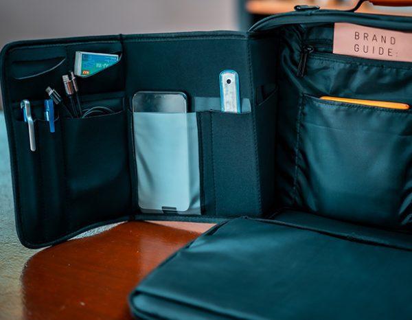Lapstation Bag