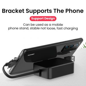 Charging Cable with Phone Stand